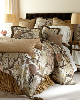 "Matouk ""Wonderland"" Bed Linens"