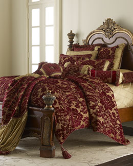 "Dian Austin Couture Home ""Visconti"" Bed Linens"