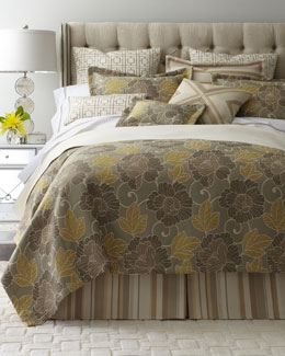 "Jane Wilner Designs ""Lotus"" Bed Linens"