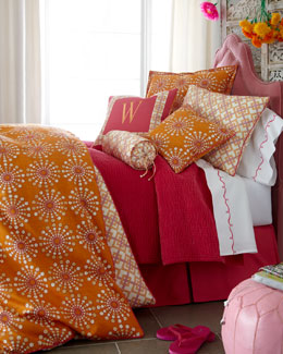"Legacy Home ""Circular Motion"" & ""Square Root"" Bed Linens"