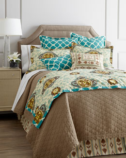 "Peacock Alley ""Malabar"" Bed Linens"