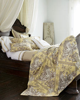"Legacy ""Turkish Toile"" Bed Linens"