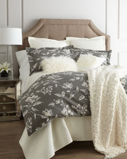 "Dransfield & Ross House ""Charlotte"" Bed Linens"