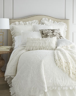 "Amity Home ""Crochet"" Bed Linens"
