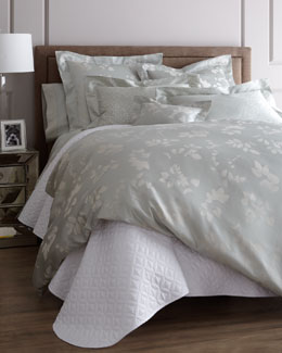 "Nancy Koltes ""Foglia"" Bed Linens"
