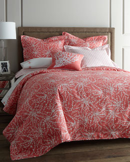 "Lulu DK for Matouk ""Lyford"" Bed Linens"