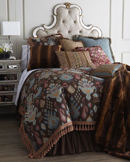 """Joli Sunset"" Bed Linens"