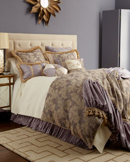 "Dian Austin Couture Home ""Romantic Wisteria"" Bed Linens"