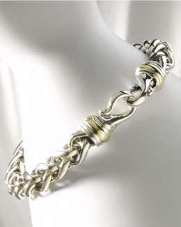 David Yurman Wheat Bracelet