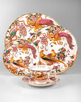 Royal Crown Derby Old Aves Dinnerware