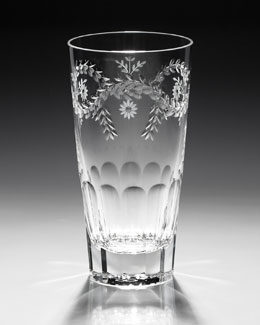 William Yeoward Crystal Elizabeth Double Old-Fashioned & High Ball Glasses
