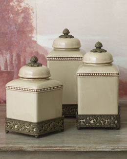 GG Collection Spice Jars & Canisters