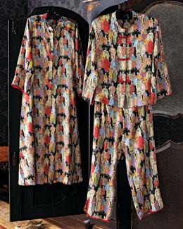 Natori Caftan & Pajamas