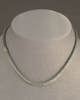 John Hardy Extra-Small Woven Chain Necklace
