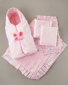 Swankie Blankie Baby Receiving Set