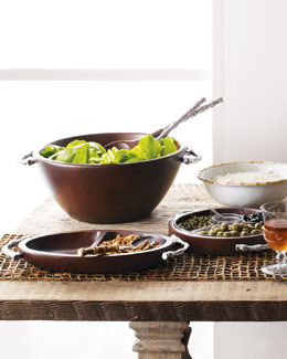 ATTICUS Bamboo Collection Serveware