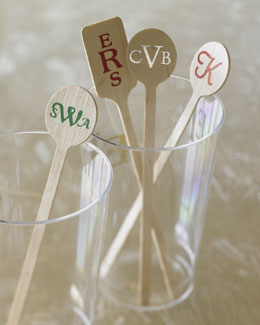 Personalized Stirrers