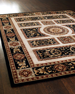 """Medallion Royal"" Rug"