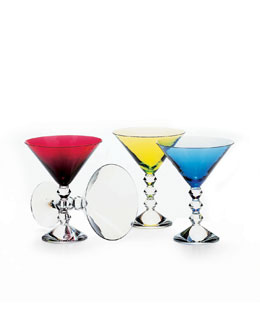 Baccarat Vega Martini Glass