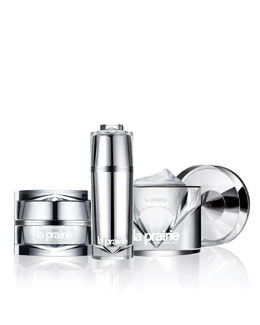La Prairie Cellular Serum Platinum Rare & Cream