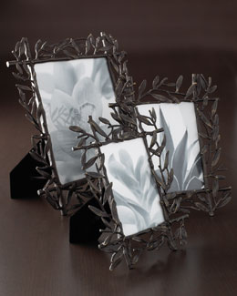 Michael Aram Olive Branch Picture Frames