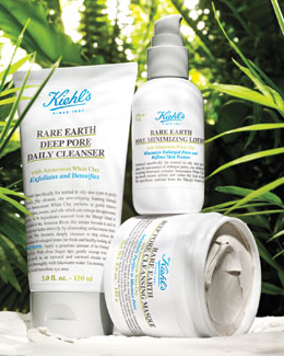 Kiehl's Since 1851 Rare Earth Collection