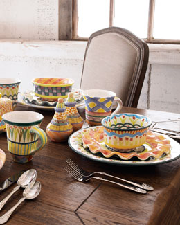 "MacKenzie-Childs ""Taylor"" Dinnerware"