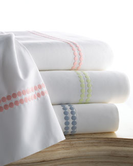 "Matouk ""Dottie"" Bed Linens"