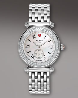 Michele Caber Diamond Watch