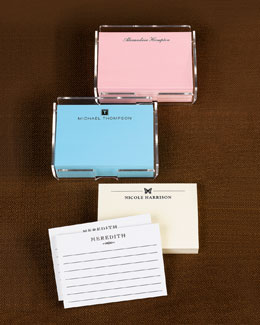 Personalized Post-It Notepads