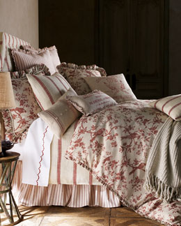 "French Laundry Home ""Bird"" Bed Linens"