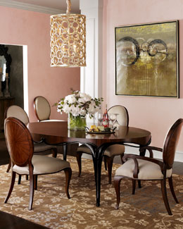 """Elizabeth"" Dining Table & Chairs"