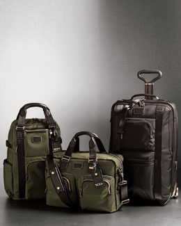 "Tumi ""Alpha Bravo"" Luggage"
