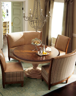 Linen Dining Furniture
