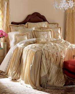 """Dian Austin """"Grandeur"""" Bed Linens"""