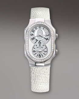 Philip Stein Diamond-Bezel Limited-Edition Oprah Watch