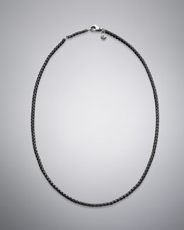 David Yurman Box Chain Necklace, 2.7mm