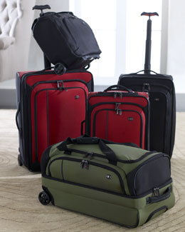 "Victorinox Swiss Army ""Werks Traveler 4.0"" Luggage Collection"