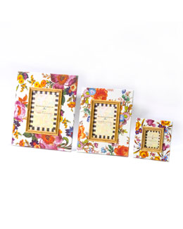 "MacKenzie-Childs ""Flower Market"" Frames"