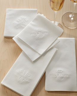 """Regalia"" Guest Towels & Cocktail Napkins"