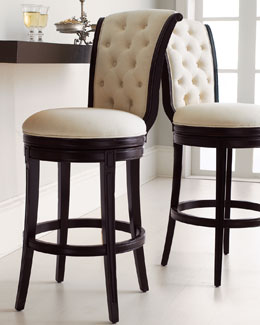 """Monohan"" Tufted Barstool & Counter Stool"