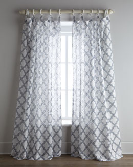"""Ambrosia"" Sheer Curtains"