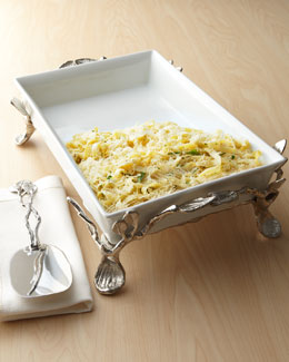 "Michael Aram ""Sleepy Hollow"" Casserole & Server"