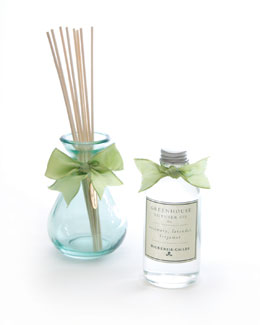 "MacKenzie-Childs ""Greenhouse"" Candle & Diffuser"