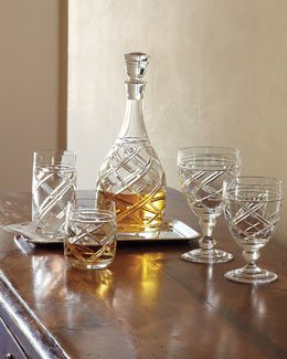 "Ralph Lauren Home ""Brogan"" Barware"