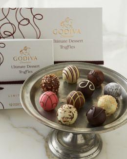 Godiva Ultimate Dessert Truffles