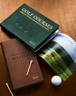 Graphic Image Golf Courses, Leather-Bound Collector's Edition