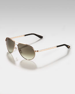 Tom Ford Mathias Aviator Sunglasses