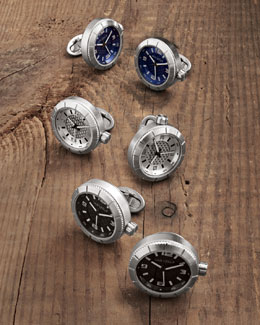 Jan Leslie Sport Watch Cuff Links