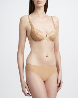 La Perla Invisible Underwire Bra & Briefs